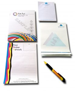Note Pads_Custom Printed