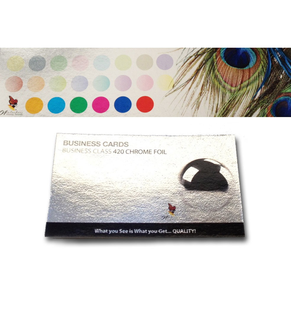 Foil business cards gold silver print broker businesscardfoilcustom reheart Gallery