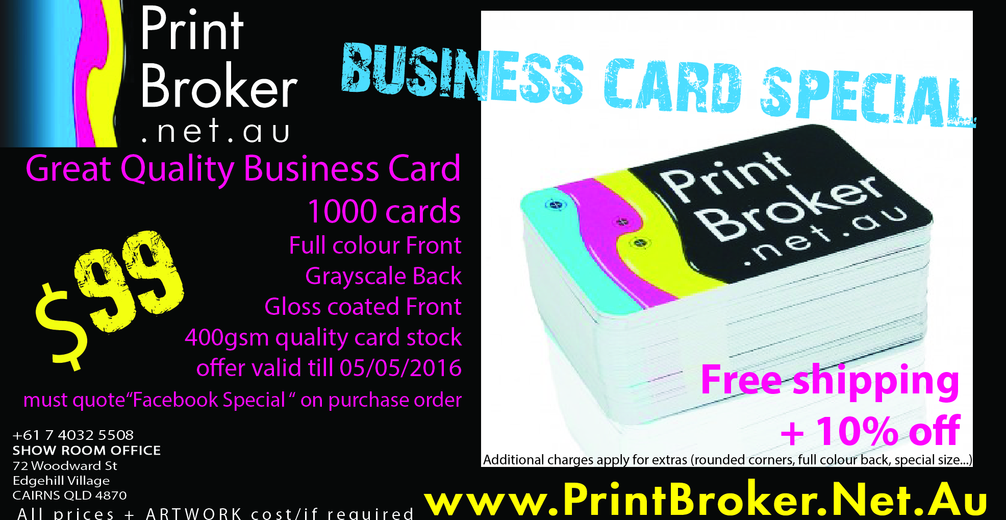 Inspirational pictures of business cards for cheap free for Special business cards